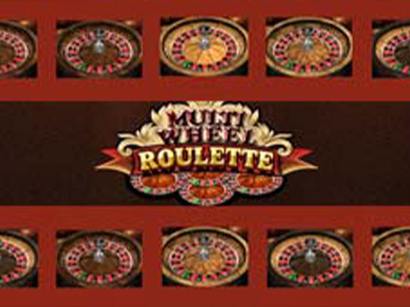 Multiwheel Roulette Gold